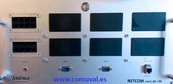 Centralita-rack-netcom-neris-4-8
