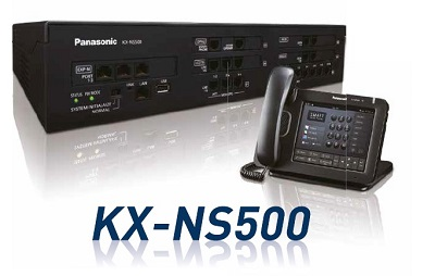 reparación de centralitas telefonicas panasonic ns500 valencia