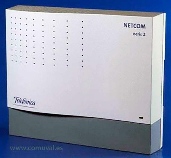centralita telefonica digital-netcom-neris-2-IP Valencia